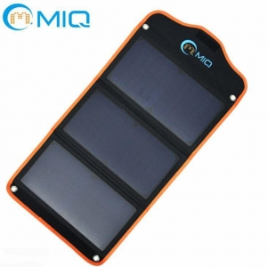 China Foldable Sunpower Compact Solar Charger for Cell Phone on sale