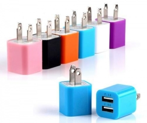 China Dual USB AC Charger on sale