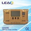 China PWM Solar Charge Controller Product NameLP-G10 for sale