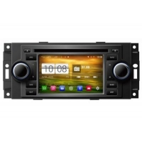 Dodge Android Aftermarket Navigation Car Stereo (2002-2008)