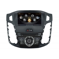 Ford Focus Aftermarket GPS Navigation Car Stereo (2012-2015)