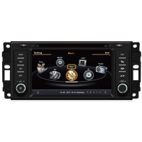 Dodge Challenger Charger Grand Caravan Aftermarket GPS Navigation Car Stereo (2007-2014)