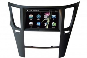 China Subaru Legacy Outback GPS Navigation Car Stereo (2010-2014) on sale