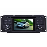 Dodge Android Touchscreen GPS Navigation Car Stereo (2002-2007)