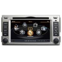 Hyundai Santa Fe Aftermarket GPS Navigation Car Stereo (2006-2012)