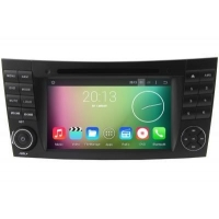 Mercedes-Benz CLK-W209 CLS-W219 Android GPS Navigation Car Stereo (2002-2008)