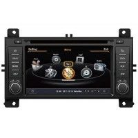 Jeep Grand Cherokee Aftermarket GPS Navigation DVD Stereo (2011-2015)