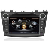 Mazda 3 Aftermarket GPS Navigation Car Stereo (2010-2013)