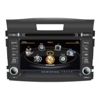 Honda CR-V Aftermarket GPS Navigation Car Stereo (2012-2014)