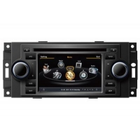 Chrysler Aftermarket Navigation Car Stereo (2002-2010)