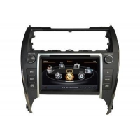 Toyota Camry Aftermarket Navigation Car Stereo (2012-2014)