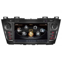 Mazda 5 Aftermarket GPS Navigation Car Stereo (2010-2013)