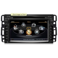 Saturn Outlook Vue Aftermarket GPS Navigation Car Stereo (2007-2009)