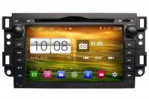 China Chevrolet Captiva Aveo Android OS Navigation Car Stereo (2002-2011) on sale