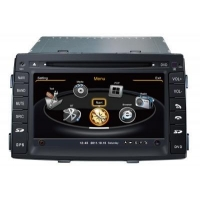 Kia Sorento Aftermarket Navigation DVD Car Stereo (2009-2012)
