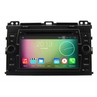 Lexus GX 470 Aftermarket GPS Navigation Car Stereo (2002-2009)