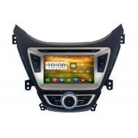 Hyundai Elantra Android OS GPS Navigation Car Stereo (2012-2014)