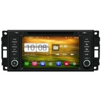 Chrysler Sebring 300 Aspen ANDROID 4.4.4 GPS Navigation Car Stereo (2007-2012)