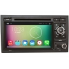 China Audi A4 S4 RS4 ANDROID Touchscreen GPS Navigation Car Stereo (2002-2008) for sale