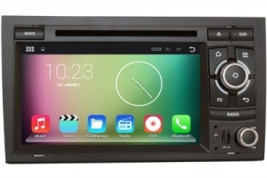China Audi A4 S4 RS4 ANDROID Touchscreen GPS Navigation Car Stereo (2002-2008) on sale