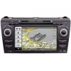 China Mazda 3 Aftermarket GPS Navigation Car Stereo (2005-2009) for sale