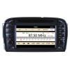 China Mercedes-Benz SL-R230 Aftermarket GPS Navigation Car Stereo (2001-2008) for sale