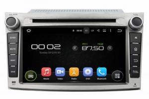 China Subaru Legacy Outback Aftermarket GPS Navigation DVD Car Stereo (2008-2014) on sale