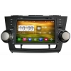 China Toyota Highlander Android OS Navigation Car Stereo (2008-2013) for sale