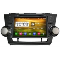 Toyota Highlander Android OS Navigation Car Stereo (2008-2013)
