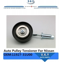 Car Bulbs Auto Pulley Tensioner For Niss