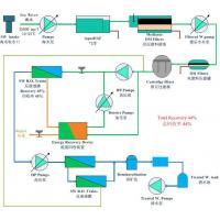 modular seawater desalination, modular seawater desalination