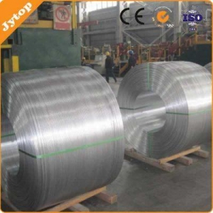 China ACS cable, Aluminium Clad Steel Wire Stranded conductor on sale
