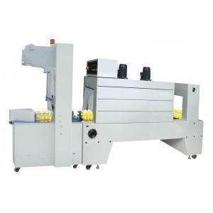 China Semi-automatic sleeve wrapper on sale