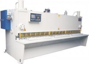 China QC11Y series hydraulic brake type plate shearing machine on sale