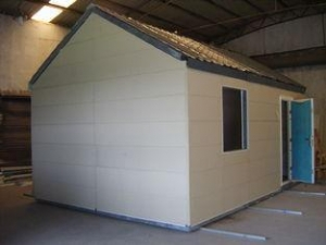 China Moveable Australian Granny Flats White Prefabricated House for Hotel on sale