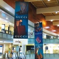 Double sides banner