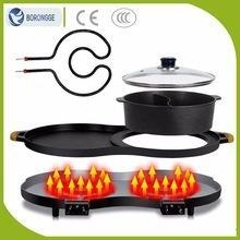 China kw-206 New Style Cooking Equipment Korean Table Electric Bbq Grills on sale