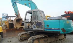 China kobelco SK 200 series used crawler excavator on sale