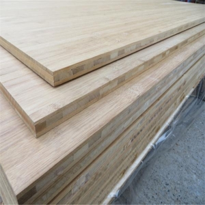 China Cross Vertical bamboo board for furniture on sale