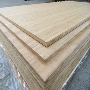 China Natural and Carbonization Bamboo Board of E1 Grade Bamboo Plywood on sale