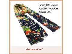 China colorful long scarf/shawl/stole fringe making on sale