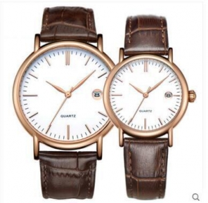 China Stainless Steel Couple Watches on sale