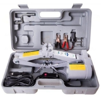 China 2T electric car jack & impact wrench / electric car jack kit on sale