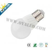 China ceramic led light bulbs e27 socket 3w 270lm equal 30w on sale