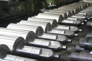 China Graphite Cast Steel Rolls on sale