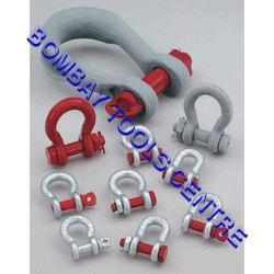 China D Shackles Alloy Steel Forged on sale