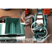 China Lab Crusher Laboratory Roll Crusher on sale