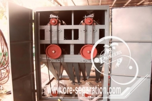 China Other Separation Electrostatic Separator on sale