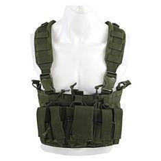 China Concealable Military Bulletproof Vest Recon Body Chest Rig For Army on sale