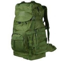 Polic Tactical Gear Backpack Weather Resistant Mountain Climbing Gear 50L